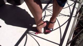 NEW! - Penny's Patio Arches, Heels, and Soles