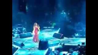 La Gran Señora   Jenny Rivera Ultimo Concierto Arena Monterrey 08/12/12. video de @Sharito Sanz