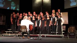 I am a Patriot - Lakewood Christian Middle School Choir