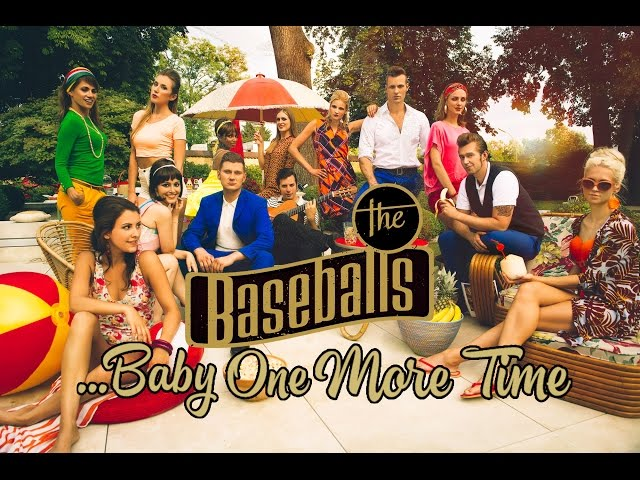 Video oficial de The Baseballs Baby One mOre time