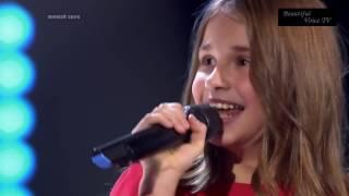 Mikhail feat. Maria. 'La La La'. The Voice Russia 2016.