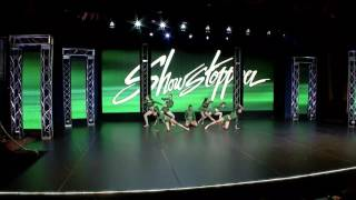 """Senior Contemporary """"Gemini Feed"""" at Showstoppers 2017"""