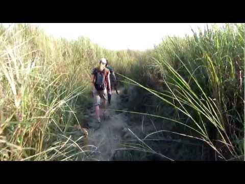 Martin in Nepal 2012 – Jungle Walk im Chitwan Nationalpark