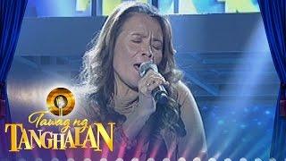 """Tawag ng Tanghalan: Shirley Matunog - """"Aray"""""""