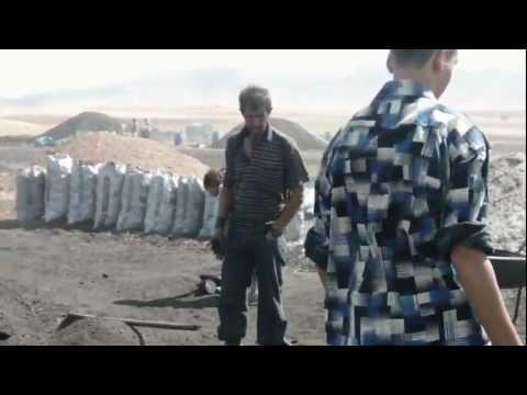 hakiki mangal kömürü konya ve işçileri