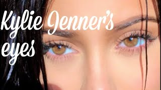 Kylie Jenner's eyes subliminal ♡