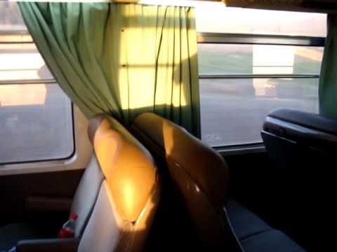 O Amanhecer no Trem de Marrocos