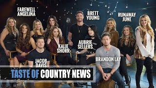 Brett Young, Aubrie Sellers + More Named RISERS