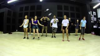 Young, Wild & Free (Wiz Khalifa ft. Snoop Dog) | HipHop 1 Open Class | Daniel