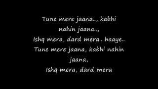 Emptiness- Rohan Rathore with lyrics full song