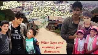 Eric Saade-Du är aldrig ensam (English lyrics)