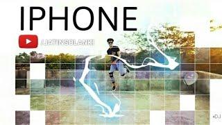 IPHONE | Ringtone | Trap Remix | Dance - 2017 | By Jatin Solanki | DJ Choreography | | Bagasara |