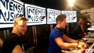 Alvaro Guerra & Kilian Dominguez Live @ Famara 2013 (Lanzarote) Intensa Music AfterMovie