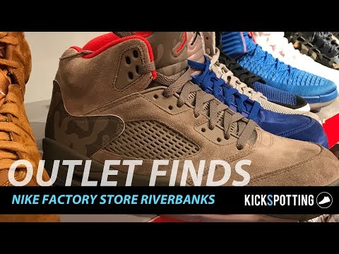 5bc8a83a6 Download thumbnail for Outlet finds  Nike Factory Store Riverbanks ...