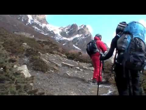 Trekking | The Annapurna Circuit | Part Six – Churi Ledar to Thorung Phedi | Nepal | Himalayas
