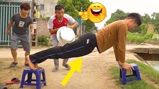 TRY NOT TO LAUGH CHALLENGE 😂 😂 Comedy Videos - Compilation from SML Troll
