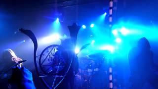 BEHEMOTH 'O Father O Satan O Sun' live Yverdon 13.04.2015
