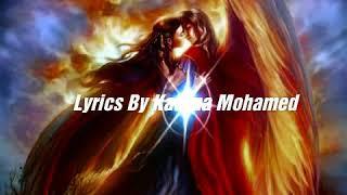 Zayn Ft Rihanna - Angel (lyrics) By Katrina Mohamed
