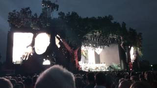 BST Hyde Park 30th June 2017 - Phil Collins - Easy Lover - 4K - IMG_4862
