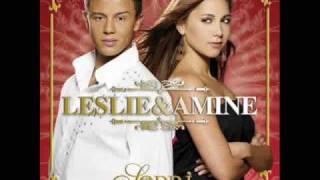 leslie & amine - sobri + lyric