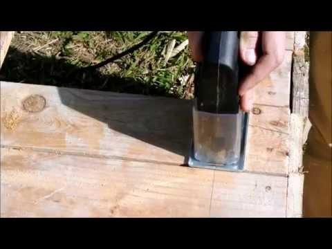 Come costruire una cuccia per cani in muratura o pallet for Costruire recinto per cani