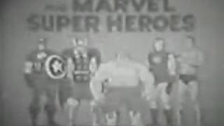 Marvel Super Herois (Abertura / BR)