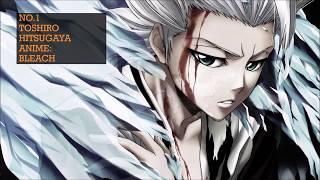 [TOP 15] White Hair Anime Guys (PART 3)