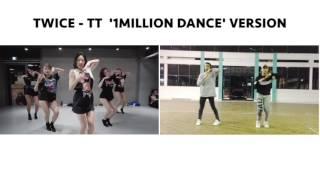 TWICE (트와이스) - TT '1MILLION' VERSION DANCE COVER