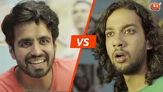 If India And Pakistan Were Roommates | Independence Day Special | Being Indian width=
