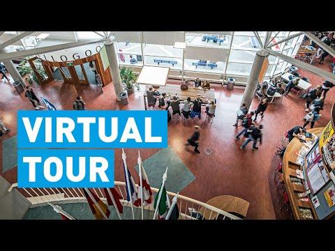 Hoe ziet de HZ er van binnen uit? Volg onze virtuele tour! | HZ University of Applied Sciences