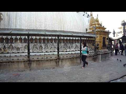 Kathmandu-經輪prayer wheel