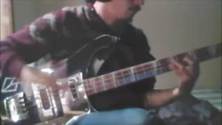 Mission Of Burma - That's When I Reach For My Revolver - Bass Cover