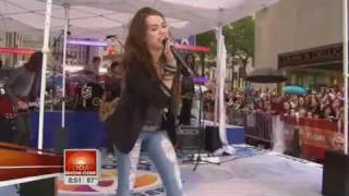 Miley Cyrus - See You Again - Live @ The Today Show