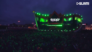 W&W en SLAM! Koningsdag 2017 (Castle On The Hill Remix)