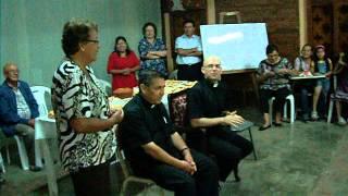 Despedida del padre Guillermo Leguía  (1/3)