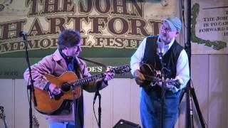 Mike Compton and Robert Bowlin ~ East Tennessee Blues ~ John Hartford Memorial Festival 2012
