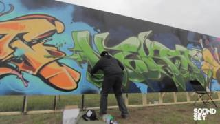 Soundset 2016 - Live Painting