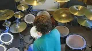 Flobots- Handlebars_(Drum Cover) 8-01-08