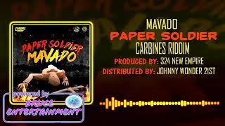 Mavado - Paper Soldier (Clean)