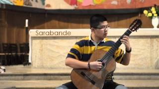 J. S. Bach: Cello Suite No. 1, BWV 1007 – IV. Sarabande