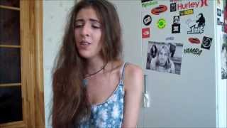 A Great Big World, Christina Aguilera - Say Something(cover by Marie)