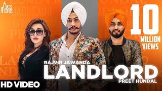 Landlord | ( Full HD) | Rajvir Jawanda Ft. Preet Hundal | New Punjabi Songs 2017