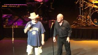 Joe Cocker and Dave Mason, Melbourne, Fl