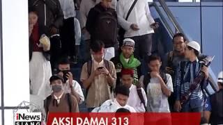 Live Report : Kondisi Terkini Dari Stasiun Juanda Jelang Aksi 313 - iNews Siang 31/03