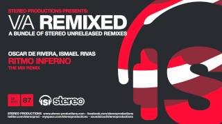 Oscar De Rivera, Ismael Rivas - Ritmo Inferno (The Mix Remix)