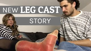 NEW LEG CAST STORY | Trailer: All good things...