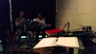 Mamuśka Open Mic 15th May 2014 - Always on my mind (cover) by Elvis and James Clarke