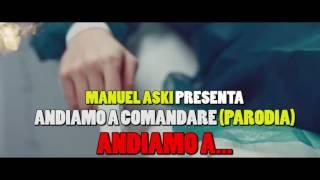 Manuel Aski - ANDIAMO A SCOREGGIARE - OFFICIAL VIDEO AND SONG