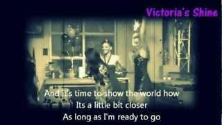 Victoria Justice - Make It Shine Lyrics(Video Version)