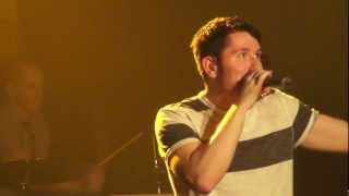 """Owl City """"Speed of love"""" Live in Seoul 20121110"""
